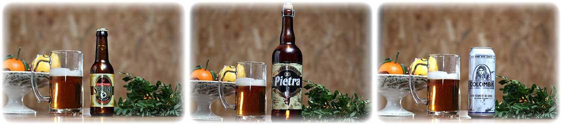 aperitif biere corse produits terroir
